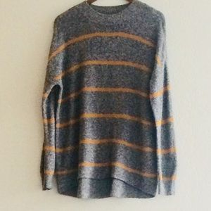 American Eagle Outfitters Stripe Sweater